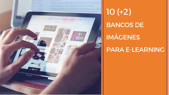 10 (+2) Bancos de imágenes para e-learning