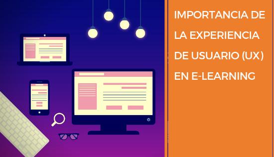 Experiencia de usuario (UX) en e-learning